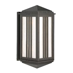 Parisian Elegance 1-Light Outdoor Flush Mount