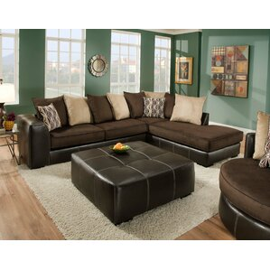 Hughe Sectional by Chelsea Home