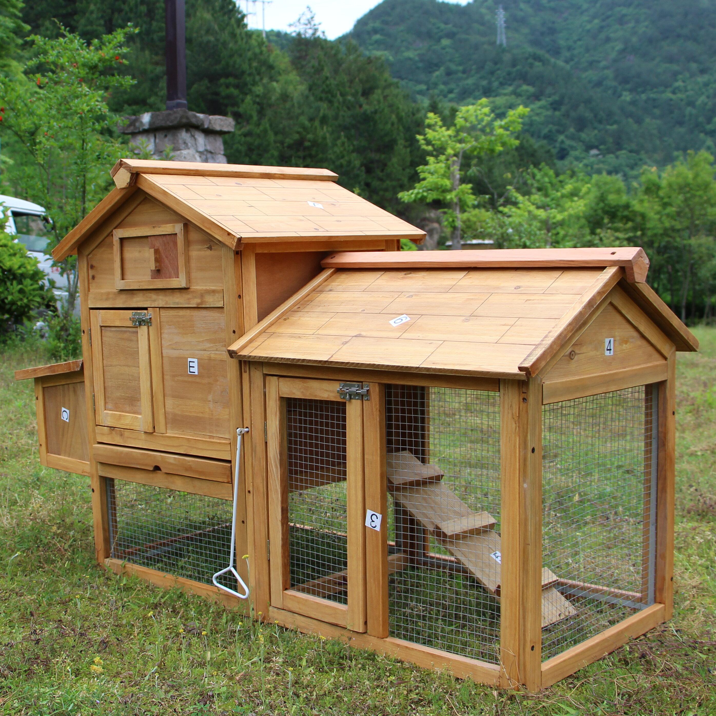 solid htm rabbit hutch original gardensite uk co structures garden run wood kendal and x