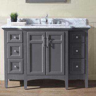 Solid Wood Bathroom Vanities Youu0027ll Love | Wayfair