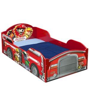 nick jr paw patrol toddler bed