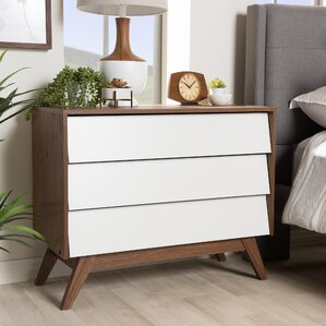 Sergio 3 Drawer Dresser by Wholesale Interiors