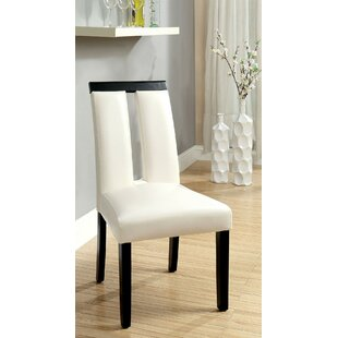 Mendosa Upholstered Dining Chair (Set of 2)