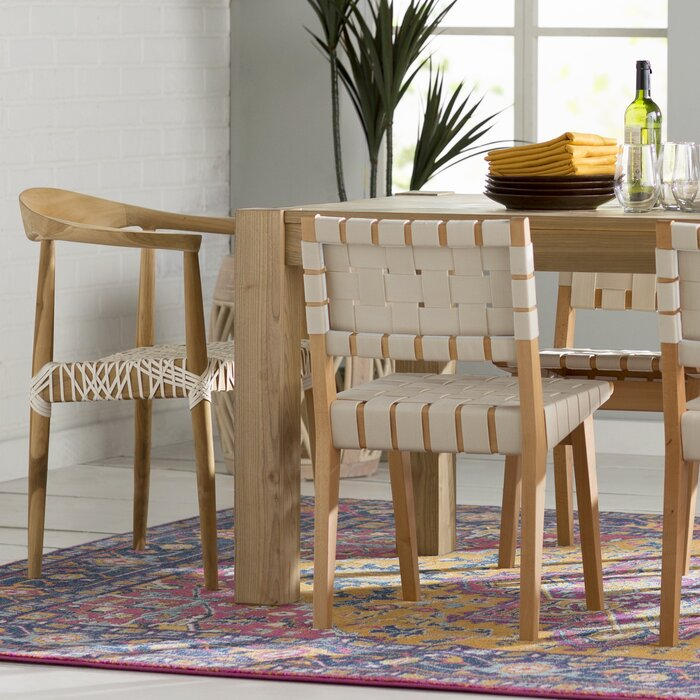 Albertina Solid Wood Dining Chair