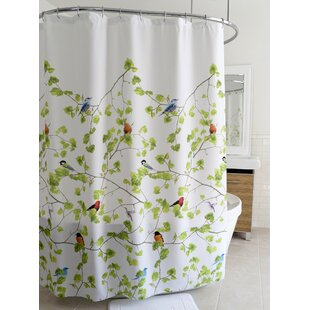 Kanter Fabric Shower Curtain