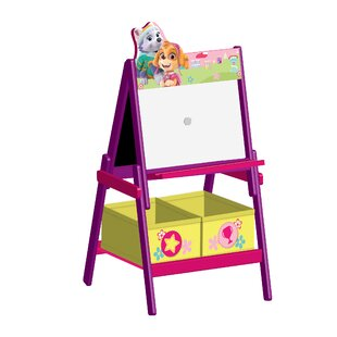 Paw Patrol Double Sided Childrens Easel