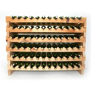 72 Bottle Floor Wine Rack by Wineracks.com