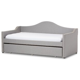 daybed with trundle.  With Fabian Daybed With Trundle Throughout With