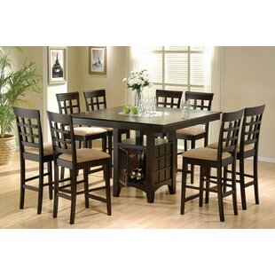 Genial Melvin Counter Height Dining Table