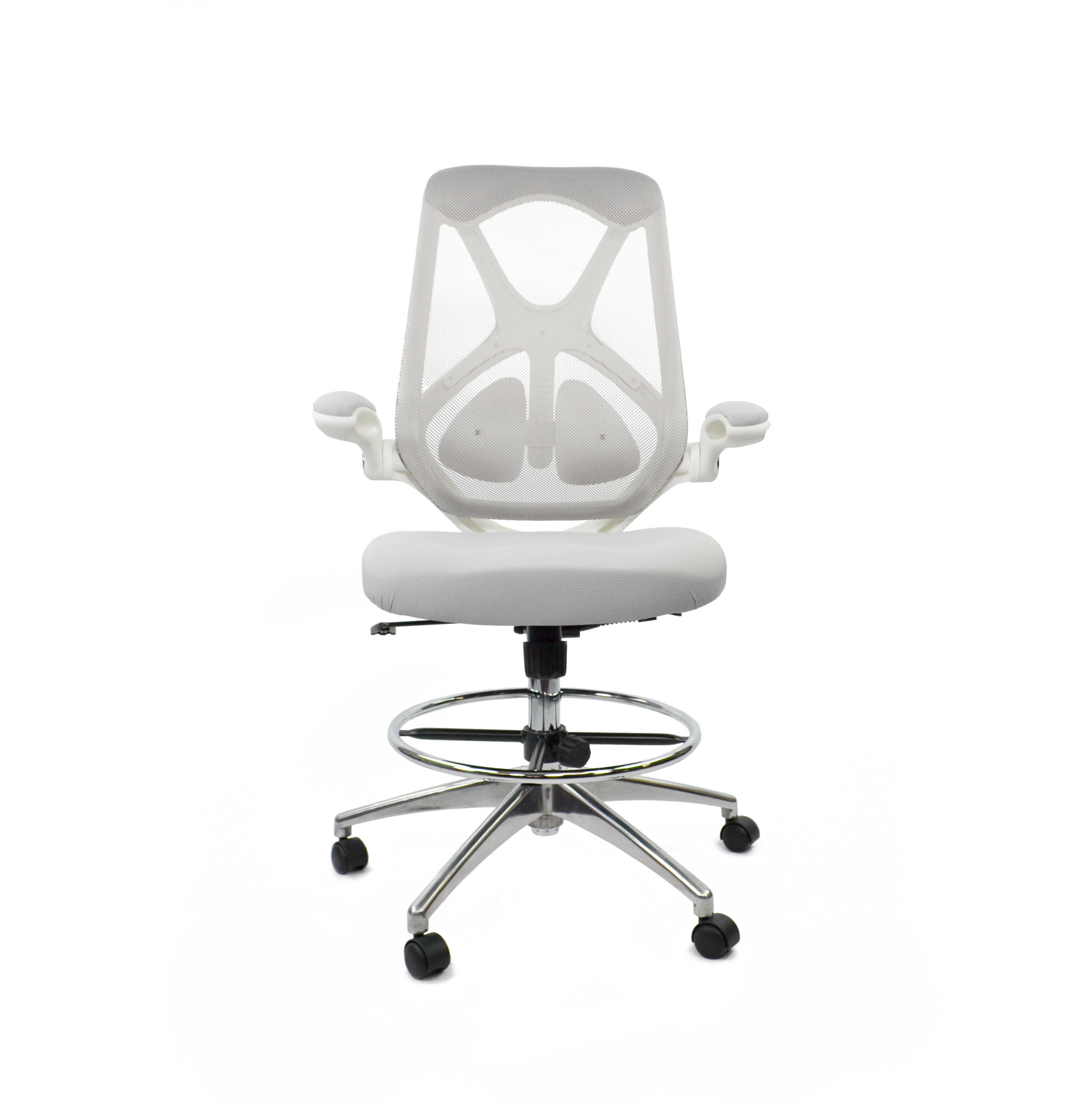 Attrayant Fräsch High Back Mesh Drafting Chair U0026 Reviews   Wayfair