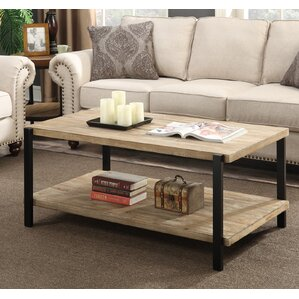 Kaiden Coffee Table by Loon Peak
