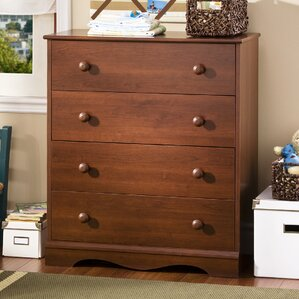 Heavenly 4 Drawer Chest by South Shore