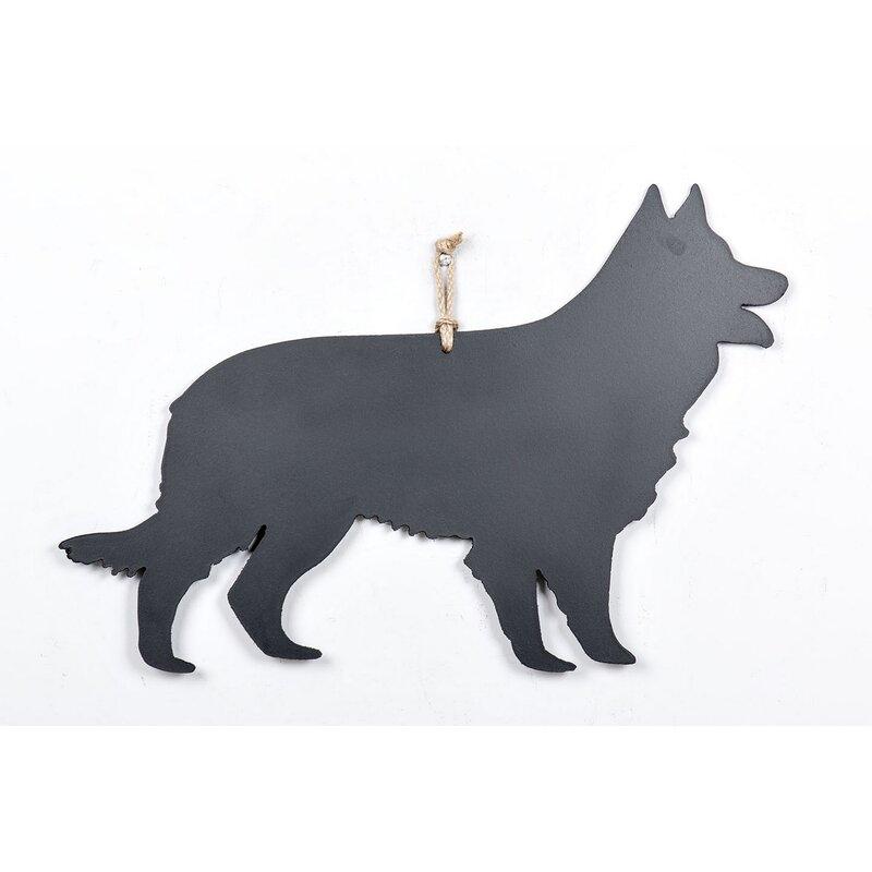 Garpe Interiores Tafel Hund | Wayfair.de