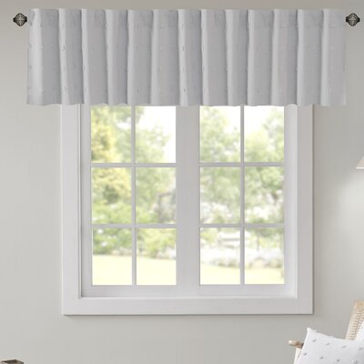 Grey Amp Silver Valances Amp Kitchen Curtains You Ll Love