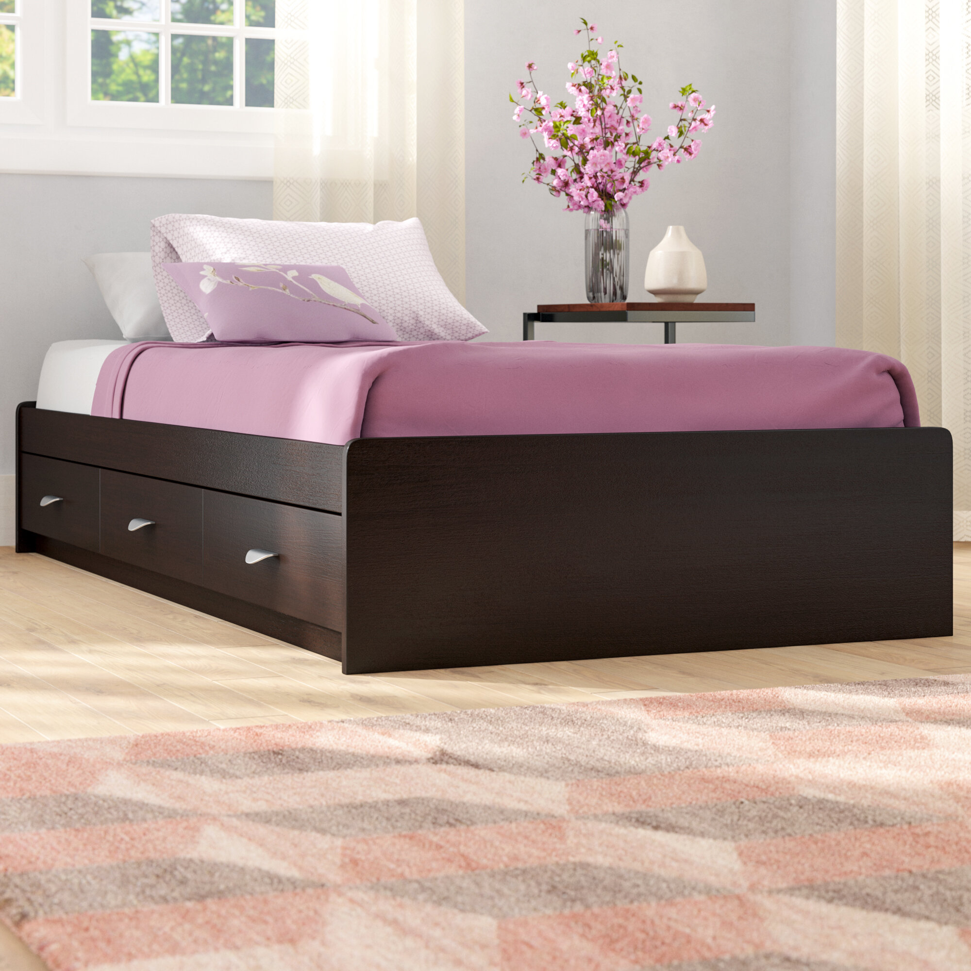 Storage Included Twin Beds You Ll Love Wayfair