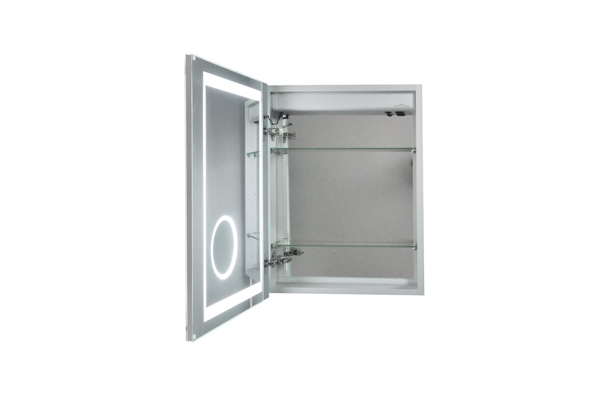 project mirrored recessed plastic in cabinet surface pd source rectangle medicine x shop