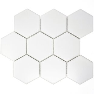 3 75 X Porcelain Tile In White