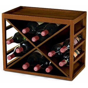 Leopold 12 Bottle Wine Rack by Darby Home Co