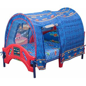 Disney Pixar Cars Tent Toddler Canopy Bed