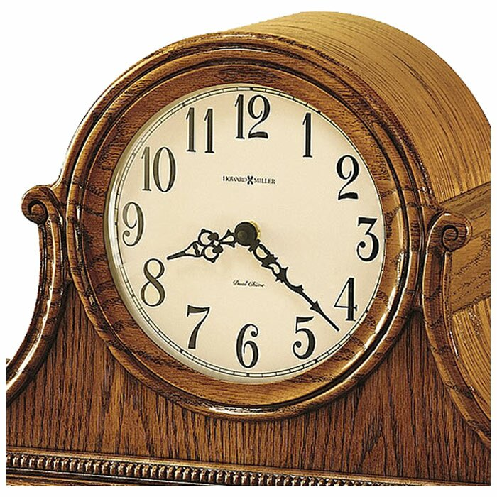 Howard miller hillsborough mantel clock