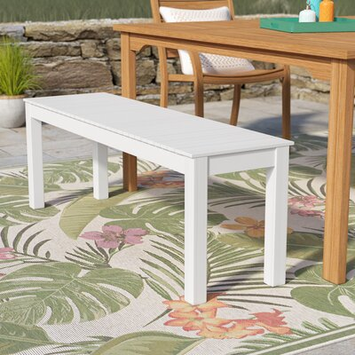 White Wood Outdoor Benches You Ll Love In 2019 Wayfair