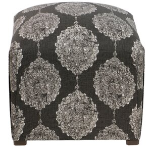 Edmore Ottoman by Bungalow Rose