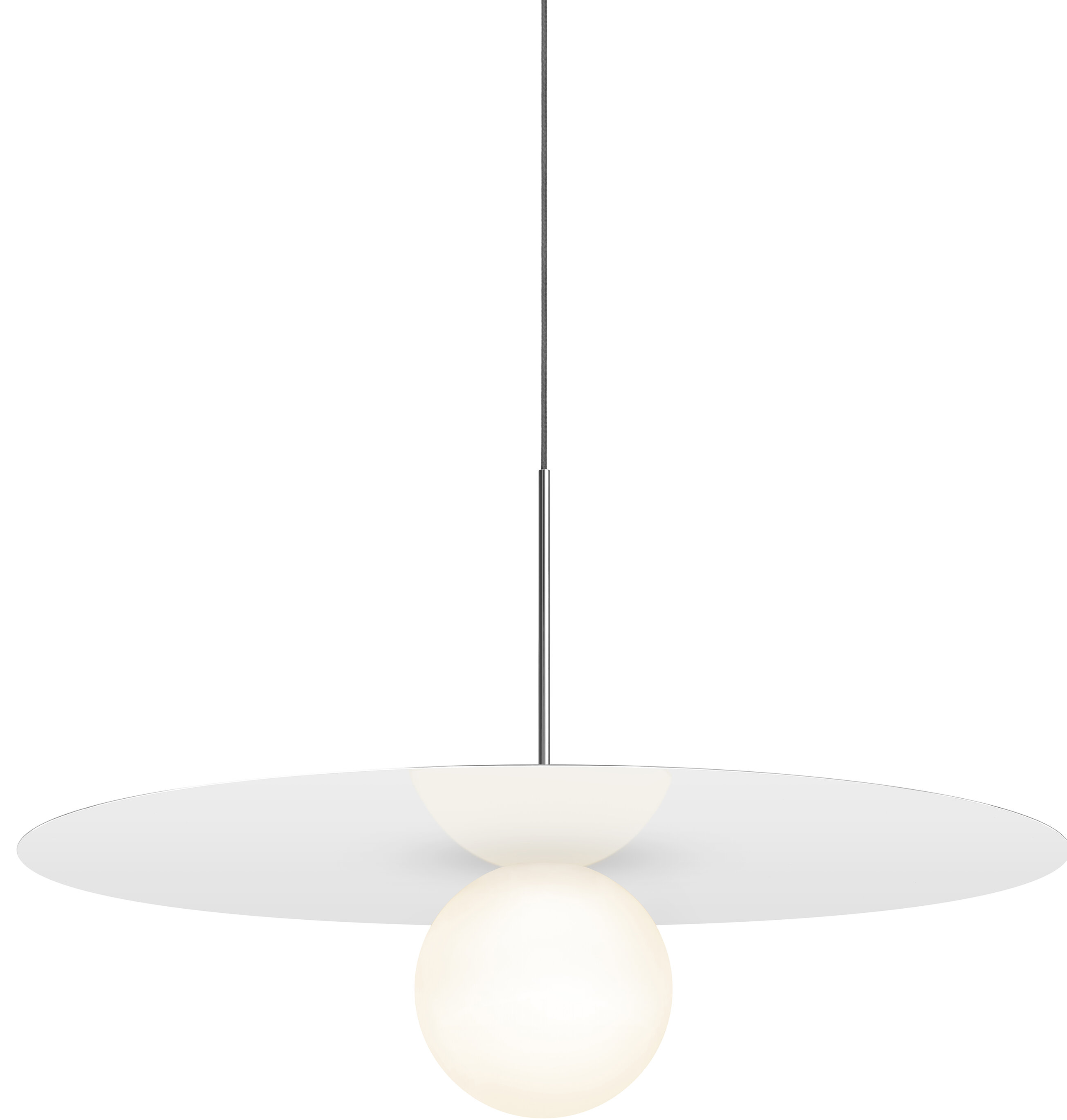 clare house st mini by pendant savoy light black