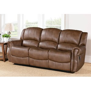 Baynes Reclining Sofa by Darby Home Co