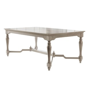 Piazza Solid Wood Dining Table