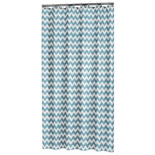 Chevron Shower Curtains Youll Love
