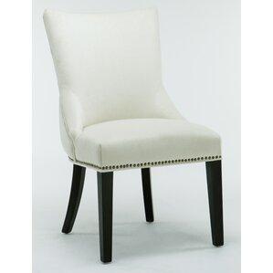 Barr Velvet Tufted Side Chair (Set of 2) by Rosdorf Park