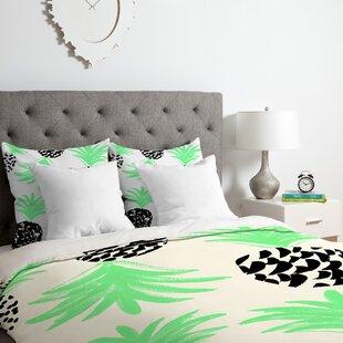 Pineapples Duvet Cover Set