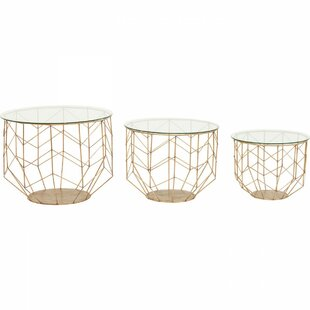 Wire basket side table wayfair wire grid side tables greentooth Images