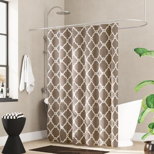 Modern Shower Curtain Wayfair