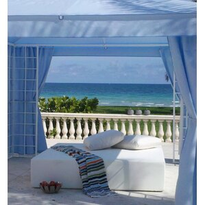 Play Pad Square Resort Patio Daybed