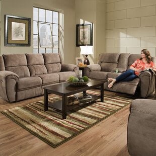 Genevieve Reclining Configurable Living Room Set
