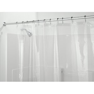 peva stall shower curtain liner