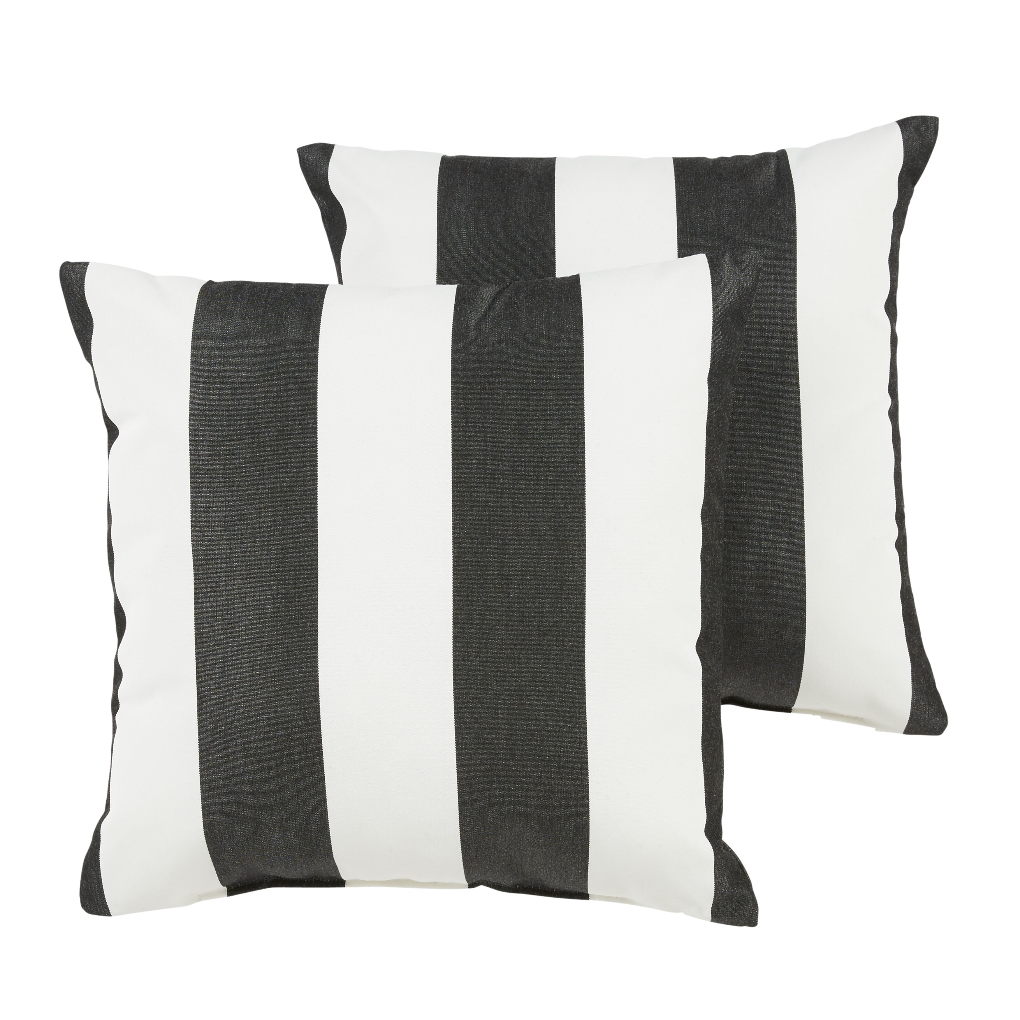 Delicieux Stonebridge Square Indoor/Outdoor Sunbrella Throw Pillow U0026 Reviews |  AllModern