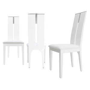 covina upholstered dining chair set of 2