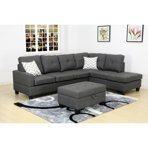 Hartsville Sectional by La..