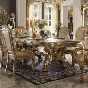 Welliver Extendable Dining Table by Astor..