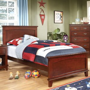 Kenneth Panel Configurable Bedroom Set by Hokku Designs