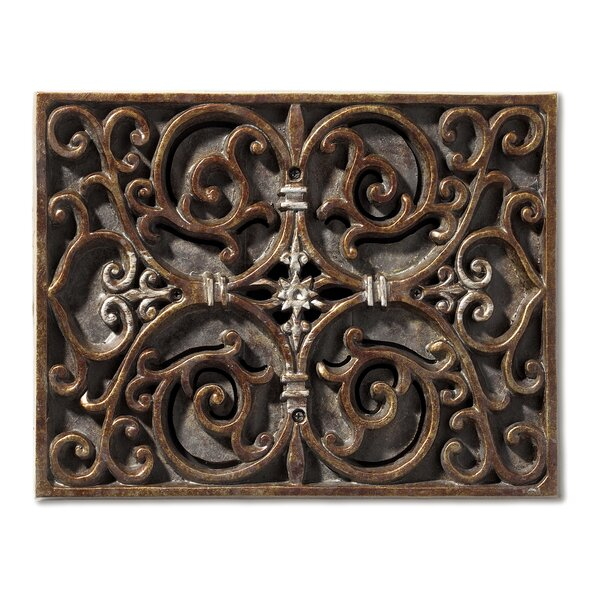 Craftmade artisan carved scroll work design door chime in for Door open chime