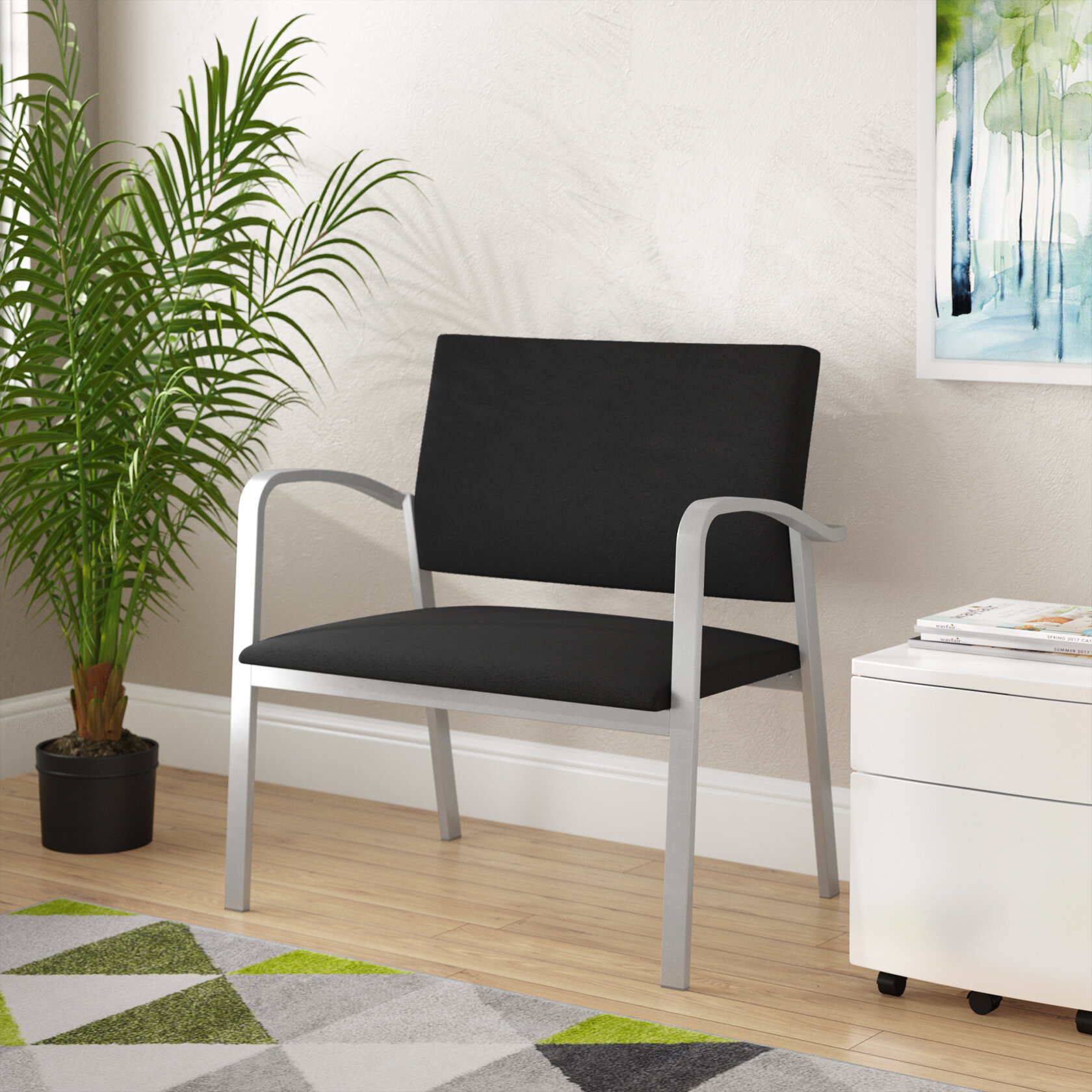 Newport Bariatric Guest Chair