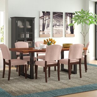 Linde 7 Piece Dining Set