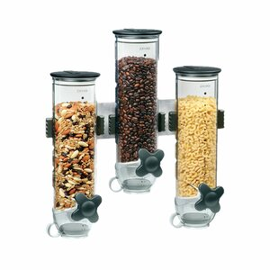 13 Oz. Triple Smart Space Edition Dry Cereal Dispenser