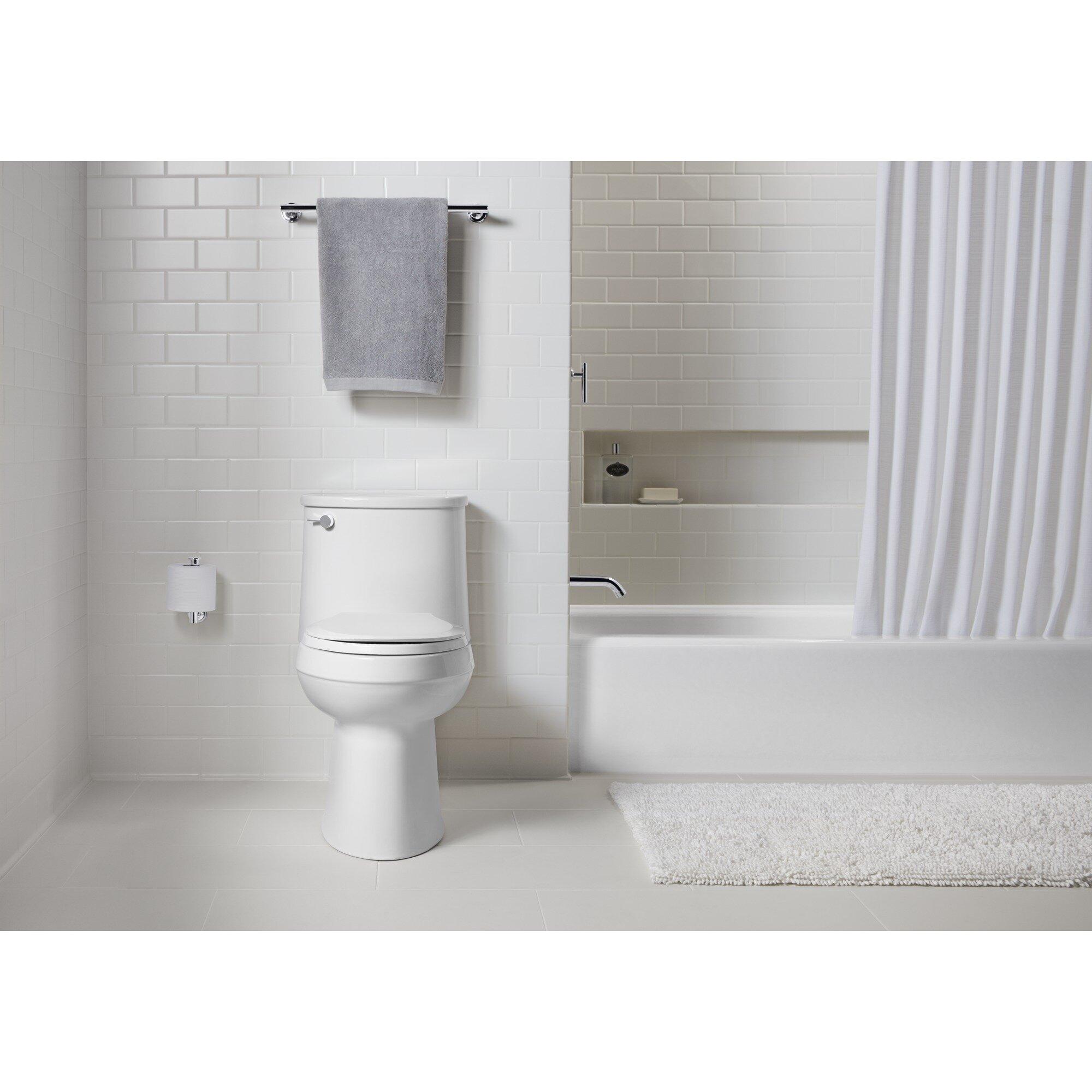 K 837 0 Kohler Bellwether Raphael 60 X 30 Bath With Integral A Reviews Wayfair