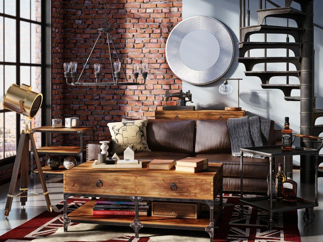 Trent Austin Design Lemon Grove Leather Sofa Amp Reviews
