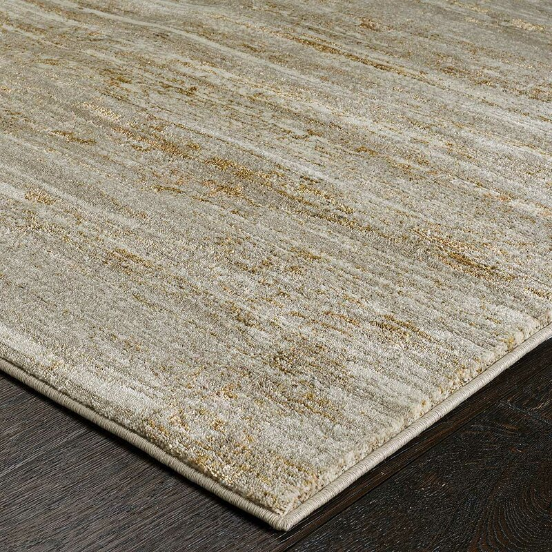 Laurel Foundry Huetter Cream Gold Area Rug Amp Reviews