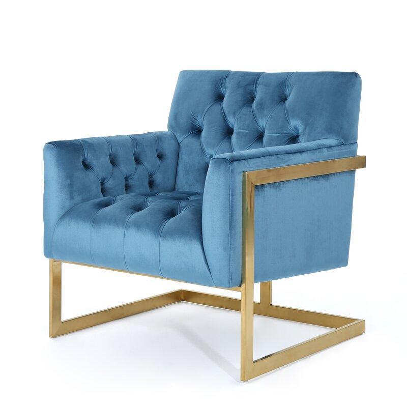 Genial Hayden Modern Armchair